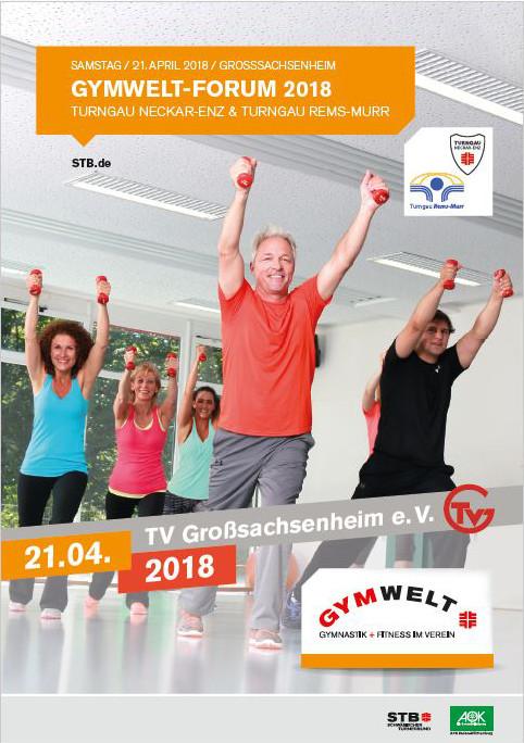 GYMWELT-Forum 2018