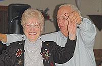Ältere, Tanz