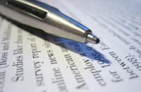 Kuli, Schreibstift, Text, Unterschrift